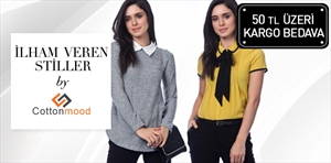 Ilham Veren Stiller by Cotton Mood
