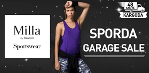 Milla by Trendyol- Sporda Garage Sale
