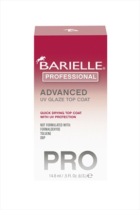 Barielle Pro Uv Glaze Top Coat 0324BR