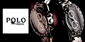 Polo Croco Watches