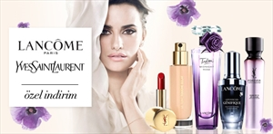 Lancome & Yves Saint Laurent