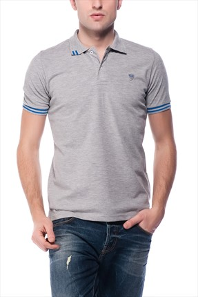 D'S Damat Polo Yaka T-shirt