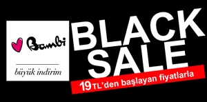 Bambi Black Sale