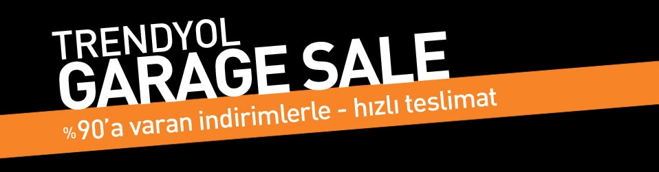 Trendyol Garage Sale