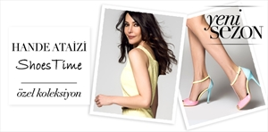 Shoes Time · Hande Ataizi