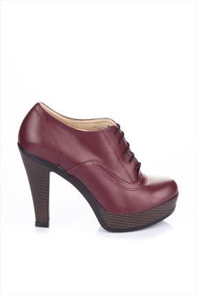 Shoes Time,Shoes Time Bot,Shoes Time Bordo Bot 101251