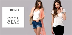 Trend: Cool & Sexy