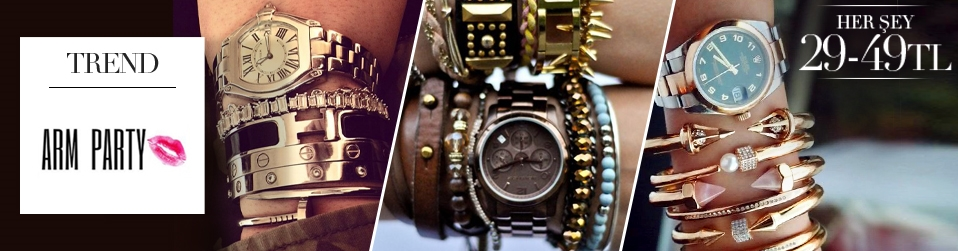Trend: ArmParty
