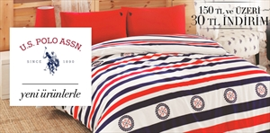 U.S. Polo Assn. Home · Ev Tekstili