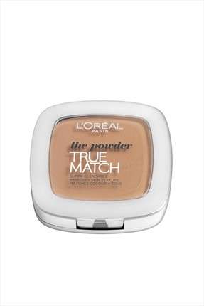 L'Oreal Paris Pudra True Match Honey W6
