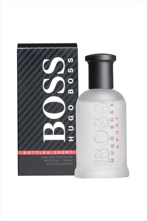 Hugo Boss,Hugo Boss Parfüm,Hugo Boss Bottled Sport Erkek Edt 100 mL 737052529974