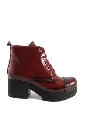 Shoes Time,Shoes Time Bot,Shoes Time Bordo Bot 89630