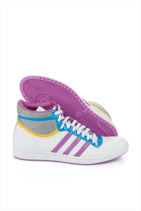 adidas Ayakkabı -Top Ten Hı Sleek W