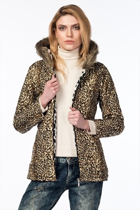 Cotton Mood Leopar Mont CM11790