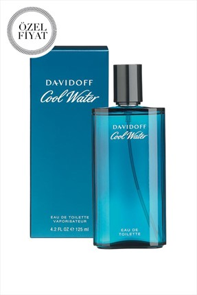 Davidoff Cool Water Erkek Edt 125 mL