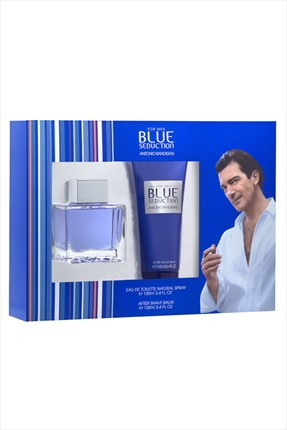 Antonio  Banderas Blue Man Edt 100 mL+ Tıraş