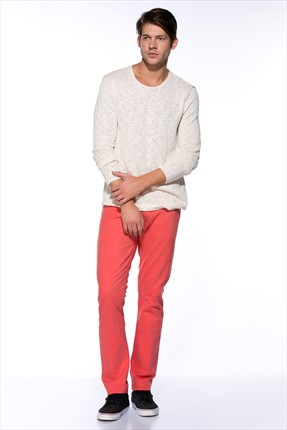 Jack & Jones,Jack & Jones Pantolon,Jack & Jones Tim Original Spiced Boru Paça Pantolon