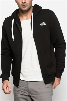 THE NORTH FACE,THE NORTH FACE Ceket,THE NORTH FACE M Open Gate Full Zip Hoodie Ceket