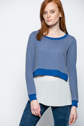 Only,Only T-shirt,Only Mazarine Blue T-shirt