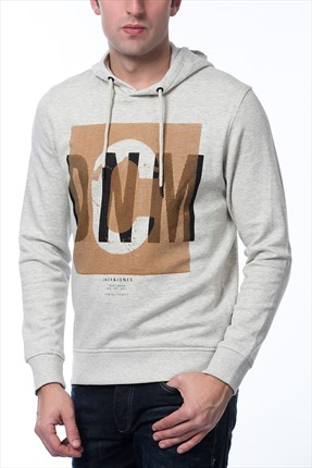 Jack & Jones,Jack & Jones Sweatshirt,Jack & Jones Sweatshirt - Core Luxe Sweat