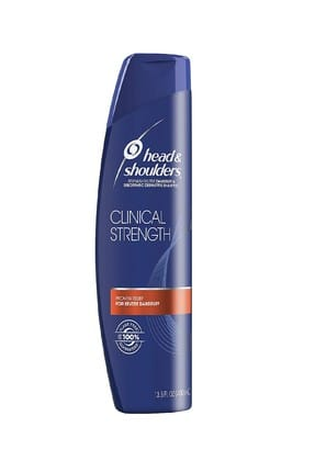 Clinical Strenght Şampuan 400 ml 037000274018