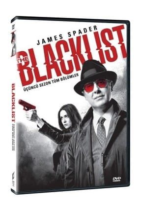 Dvd The Blacklıst Season 3 - Blacklıst Sezon 3 8680891607001