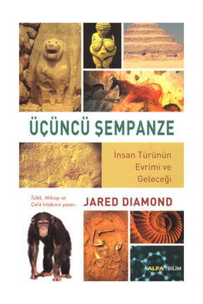 Üçüncü Şempanze Jared Diamond 1329