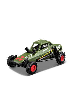 Fresh Metal Badland Racers Yeşil 417 Oyuncak Araba / MAY/25202-2