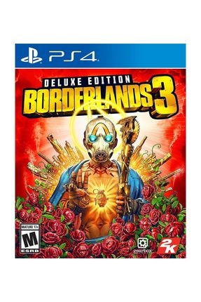 Borderlands 3 Deluxe Edition PS4 Oyun 5026555425988