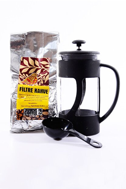 French Press Kahve Seti
