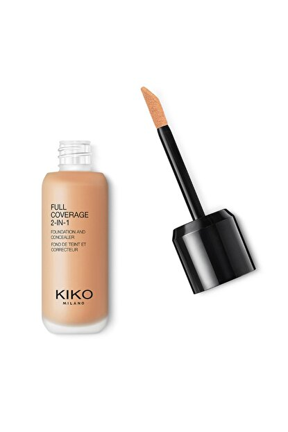 Fondöten Kapatıcı Full Coverage 2in1 Foundation Concealer 09 Warm Beige 60 25 ml 8025272636513