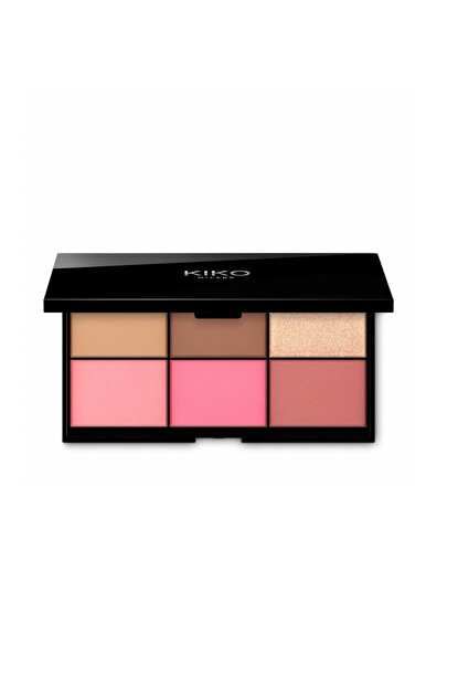Kontür Paleti Smart Essential Face Palette 02 Medium to Dark 8025272629546