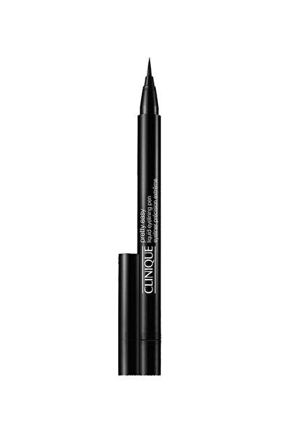 Likit Siyah Eyeliner Pretty Easy Black 0 34 ml 020714896317