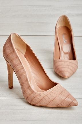 Somon Kadın Topuklu Ayakkabı L05754010
