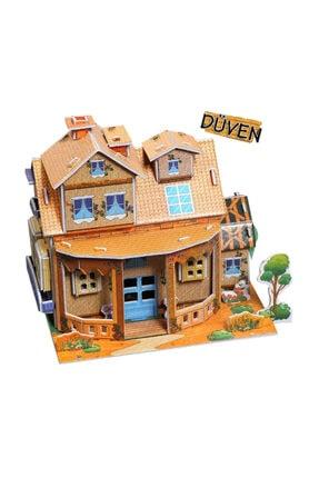 3d Puzzle Villa LX-353