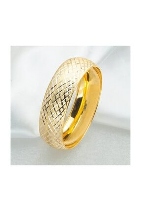 2 Cm. Enli 8 Ayar Mega Altın Bilezik 13 Gr. BL1644