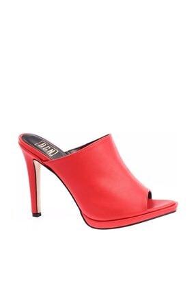 Kırmızı Kadın Terlik 502-1339
