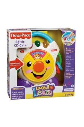 Fisher Price Eğitici CD Çalar MAT/N3837