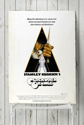 A Clockwork Orange-otomatik Portakal Film Afişi (80x115cm) PSTRMNY10382