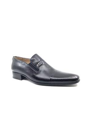 Siyah Neolittaban Erkek Günlük Kundura Ayakkabı ABMST00978