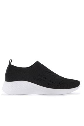 72 Günlük Giyim Kadın Ayakkabı Siyah IA10LK006