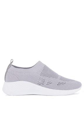 72 Günlük Giyim Kadın Ayakkabı Gri IA10LK006