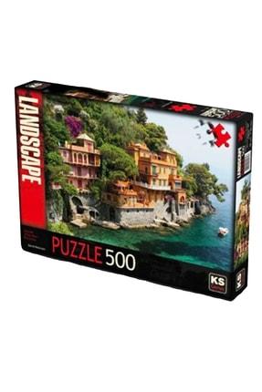 500 Parça Puzzle SCND011