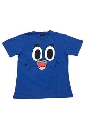 Gumball T-shirt T-shirt Mavi Gumball T-Shirt T-Shirt Mavi XL