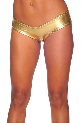 Kadın Gold  Külot Brazilian  Fantezi Iç Giyim FZ5043SAR