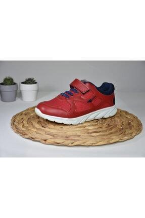 Erkek Çocuk Kırmızı  Spor Ayakkabı SNBKRMZ