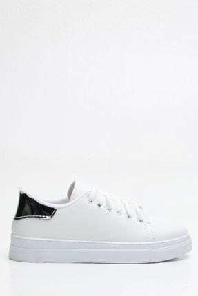 Kadın Beyaz Cilt Sneaker NN-5008-20-101001