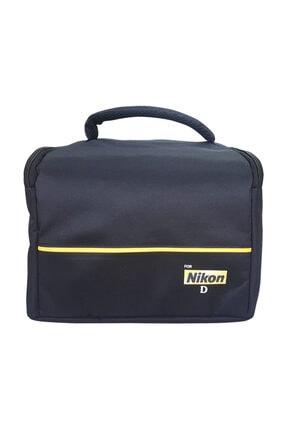 Nikon Kare Omuz Çantası Set Çanta hsknnkn