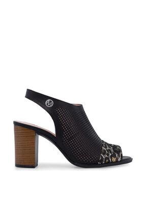 Siyah Kadın Sandalet 5274082VD