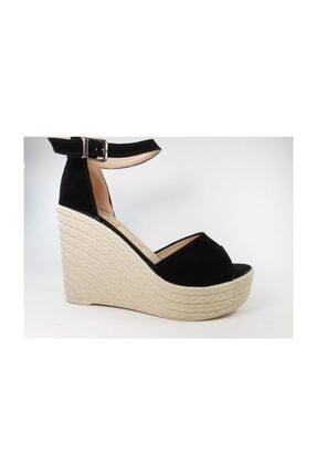 Kadın Dolgu Topuklu Ayakkabı 14307